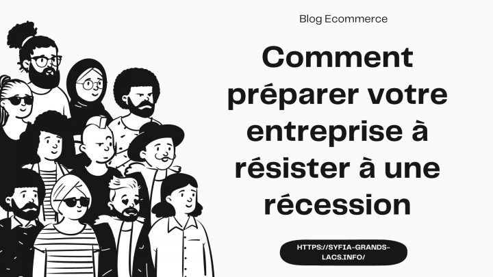 Comment préparer votre entreprise à résister à une récession (potentiellement à venir)